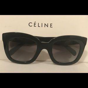 53c68f04971d Accessories - Celine CL 41385 F S Black Grey Gradient lenses